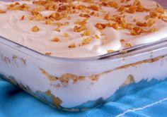 Pitadinha: Torta de abacaxi de 3 ingredientes
