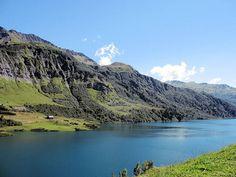les plus beaux lacs de france : roselend