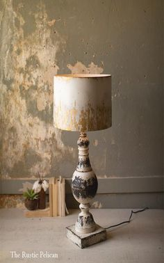 7 best farmhouse table lamps images homes vintage furniture bed room rh pinterest com