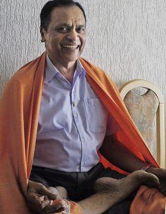 Father Joe Pereira, Iyengar Yoga teacher and priest