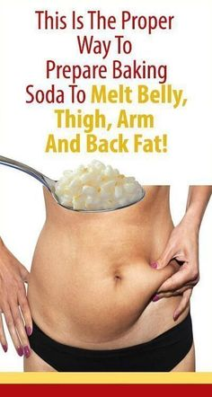 Improve Your Life with this 2 Minute Ritual - This Is The Proper Way To Prepare Baking Soda To Melt Belly, Thigh, Arm And Back Fat! - InShapeToday Improve Your Life with this 2 Minute Ritual - Belly Fat Burner Workout Weight Loss Drinks, Weight Loss Tips, Losing Weight, Weight Gain, Reduce Weight, Losing Hair, Weight Loss Program, Loose Weight, How To Lose Weight Fast