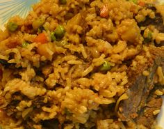 Effortless meal! Beef Fried rice Recipe on site :)