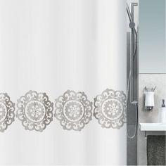Duschvorhang Medallion Textil in vielen Größen und Sondermaßen