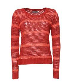Numph Edith Red Striped Jumper Jumper, Men Sweater, Red Stripes, Knitwear, Sweaters, Fashion, Moda, Tricot, Fashion Styles