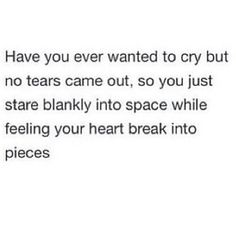 why does this have to hit me so freaking hard