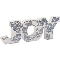 JOY Sign at Homebase -- Be inspired and make your house a home. Buy now.