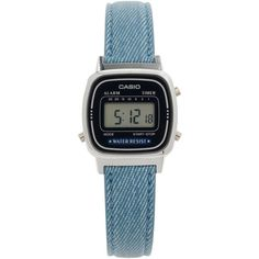65aa732541e Casio Wrist Watch ( 51) ❤ liked on Polyvore featuring jewelry
