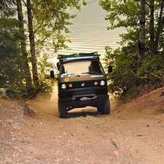 T3 Camper, Offroad Camper, Truck Camper, Volkswagen Westfalia, Vw Vanagon, Transporter T3, Vw Bus T1, Cool Campers, Van Camping
