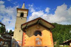 Saint Jacques, Val d'Ayas - Val d'Aosta
