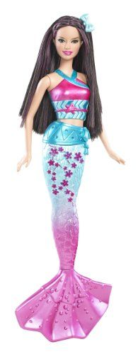 Amazon.com: Barbie In a Mermaid Tale 2 Mermaid Asia Doll: Toys & Games