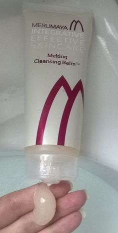The cleanser leaves your skin feeling clean but also moisturised and nourished. I can only describe my skin as feeling as cushiony and dewy afterwards – like all the drying effects of the day have been wiped away and replaced with softness. You could almost skip moisturising…almost!Merumaya Melting Cleansing Balm