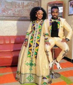 Gorgeous Traditional Habesha Dresses For Sale Ambessa Weddings