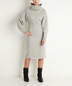 Loving this Gray Zita Dress on #zulily! #zulilyfinds
