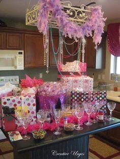 Creative Urges-Creative Blogspot: Fancy Nancy Party Idea...