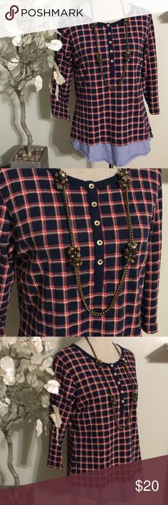 TOMMY HILFIGER TOP Beautiful top in excellent condition, 100% cotton Tommy Hilfiger Tops Blouses