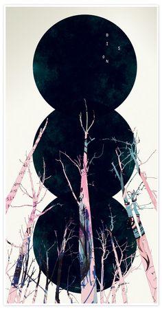 COMBINACIÓN DE TECNICAS en photoshop por capas de RESERVAS+ fondo blanco+ COMBINADO CON ELEMENTOS MÁS ABSTRACTOS COMO CIRCULOS y en colores neutros como el negro