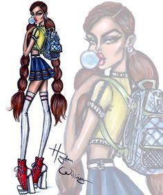 School Style' by Hayden Williams: Look 4 More