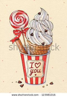ice cream sundaes - Google Search
