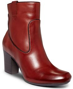 Clarks Women's Boots, Stroll Vine Booties - Boots - Shoes - Macy's