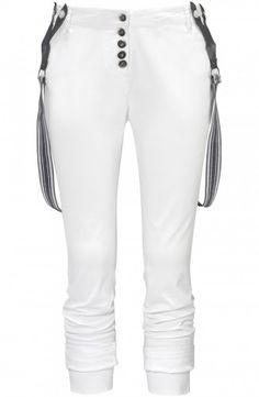 Mitzi Pants White