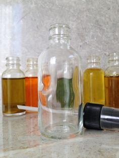 Custom facial oil blends. Made with seed oils and essential oils.