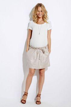 Radieuse en Colline : 25 tenues printanières pour femmes enceintes - Journal des Femmes