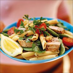 Mediterranean Pasta Salad | Oldways