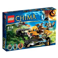 LEGO Chima Lavals Royal Fighter 70005 at Smyths Toys Superstores