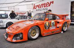 Porsche 935 K3 Jägermeister.