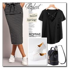 """Romwe"" by ruza66-c ❤ liked on Polyvore featuring WithChic, Tag and romwe"