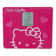 Hello Kitty Bathroom Scale