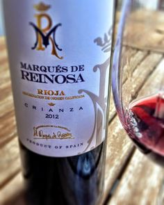 El Alma del Vino.: Bodegas Marqués de Reinosa Crianza 2012.