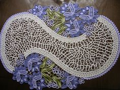Aleksandra Markovic: Laseta (Romanian Point Lace Crochet)
