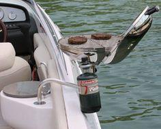 Boat Propane Grills For Pontoons - Bing Images