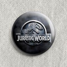 Boton Jurassic World