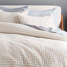 White Quilt Bedding, Grey And White Bedding, Blue Duvet, Duvet Bedding, Black Bedding, Bedding Sets, Chic Bedding, Neutral Bedding, Modern Bedding