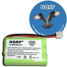 HQRP Cordless Phone Battery for General Electric GE 5-2721 / 52721 Replacement plus Coaster by HQRP. $8.91. Compatible Models: General Electric GE 5-2721 / 52721
