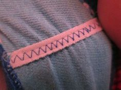 sewing hacks - sew in elastic | Best Sewing Hacks That Will Make Your Life a Breeze