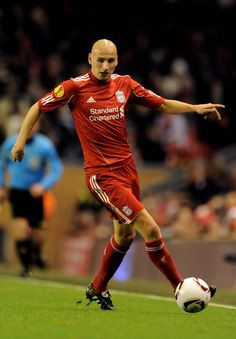 Jonjo Shelvey - Liverpool FC