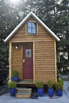 Tammy Stroble's Tiny House