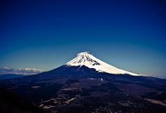 остров, вулкан, фудзи, гора, Япония, хонсю, фудзияма