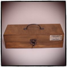 セリアの木箱で作る男前ウッドボックス by Vintageさん   RoomClipMag   暮らしとインテリアのwebマガジン