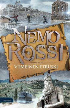 Arkeomysteeri- sarjankeskushenkilöinä seikkailevat suomalaisnuoret Silva, Kaius ja Leo, jotka asuvat vanhempiensa työn takia Roomass...