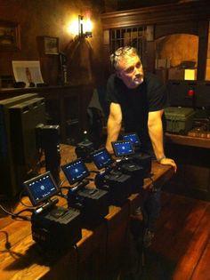 David Fincher #Director #ShotglassMemories #Moodboard