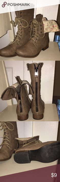 ff98086d7362 7.5 Sam Edelman Mateo Gray Fur Boots You are looking at a pair of women s  size 7.5 Sam Edelman Mateo faux fur and suede winter boots.