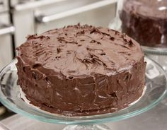 All In One Chocolate Cake takes no more than 10 minutes to prepare