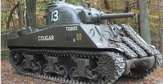 Tank Profile: The M4 Sherman Medium Tank – The Most Iconic American Tank To Date