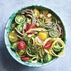 Summer Vegetable Sesame Noodles - EatingWell.com