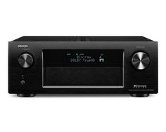 Denon AVR-X4000 (2013) : 7.2ch Integrated AV Receiver with D.D.S.C.-HD, Denon Link HD, 3x HDMI out, AirPlay, Spotify and 4k video scaling