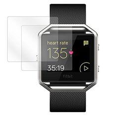 Fitbit Blaze Screen Protector - http://www.fuel-band.net/fitbit-blaze-cleartouch-screen-protectors-choose-from-anti-glare-2/